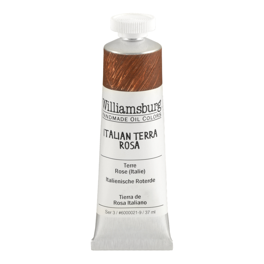 Williamsburg Oil 37Ml Italian Terra Rosa
