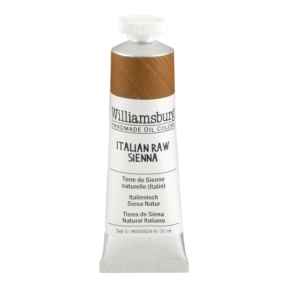 Williamsburg Oil 37Ml Italian Raw Sienna