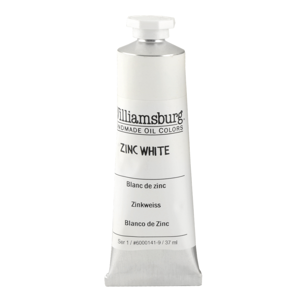 Williamsburg Oil 37Ml Zinc White