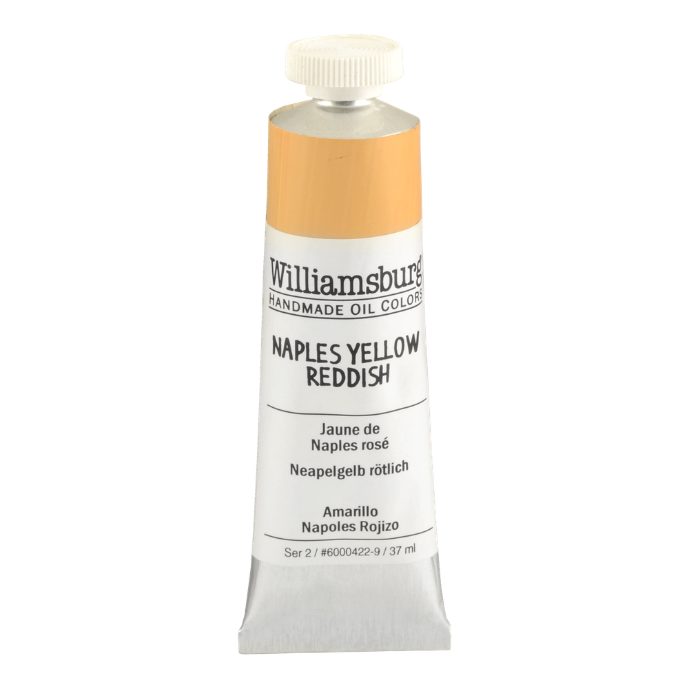 Williamsburg Oil 37Ml Naples Yellow Rdsh