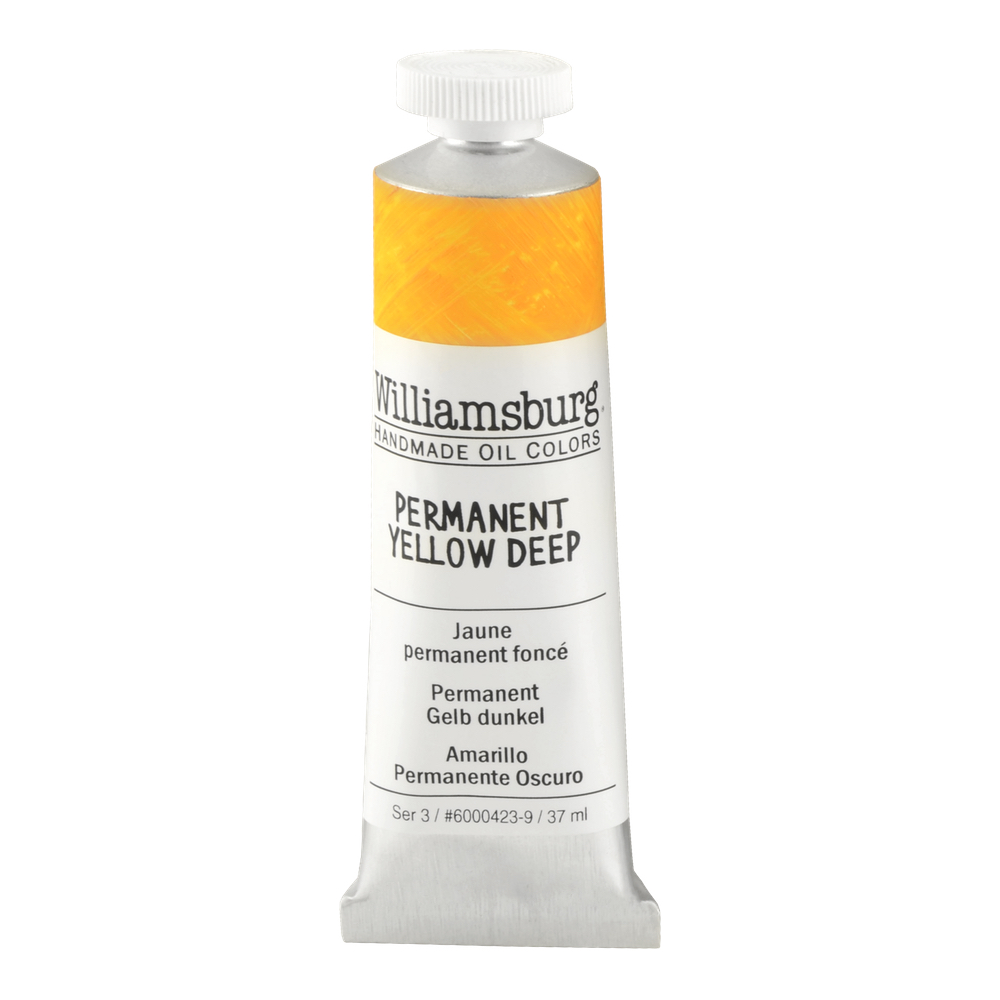 Williamsburg Oil 37Ml Perm Yellow Deep