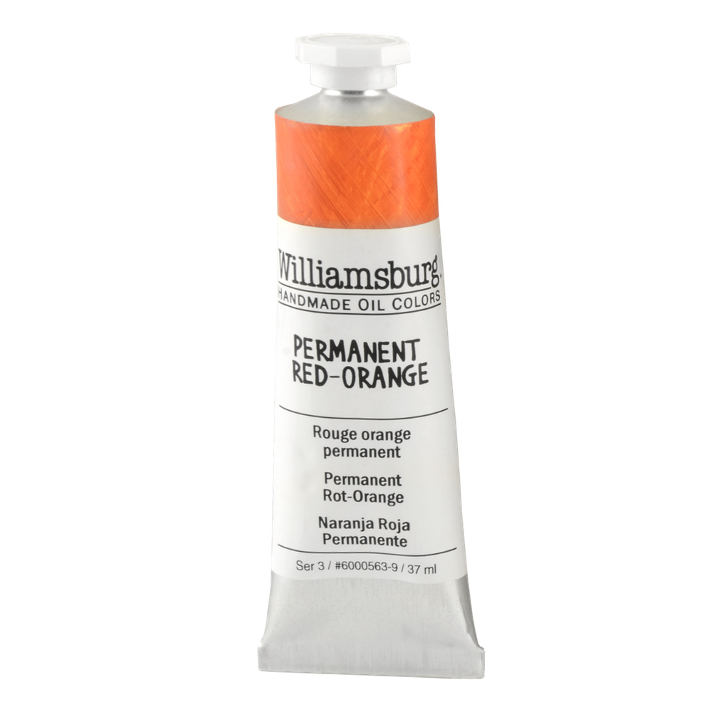 Williamsburg Oil 37Ml Perm Red Orange