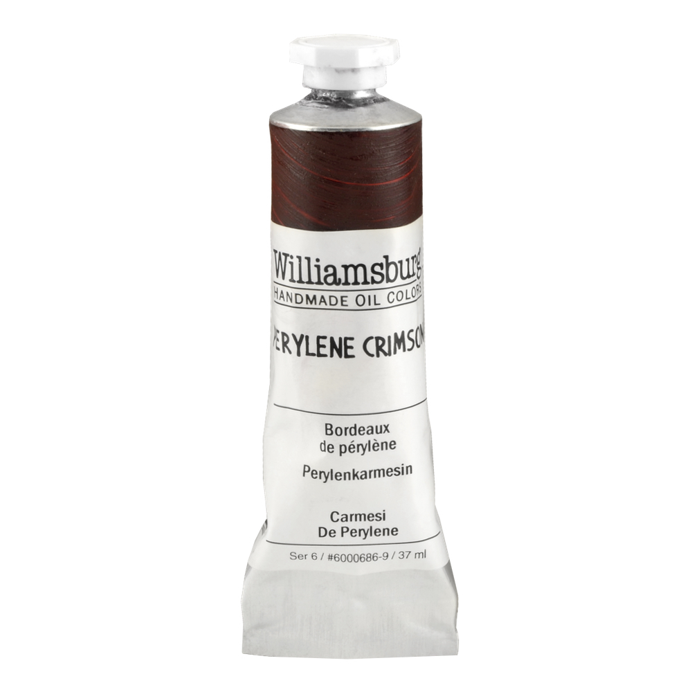 Williamsburg Oil 37Ml Perylene Crimson