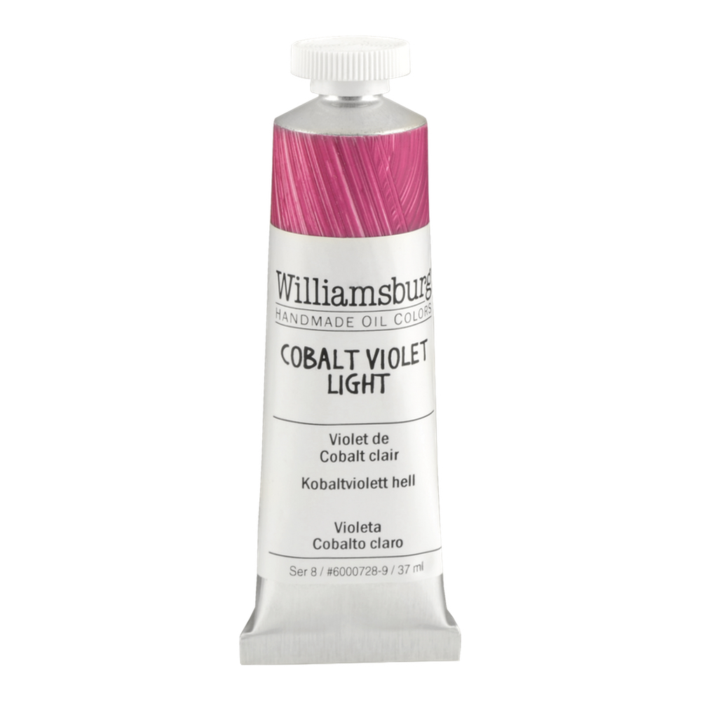 Williamsburg Oil 37Ml Cobalt Violet Lt