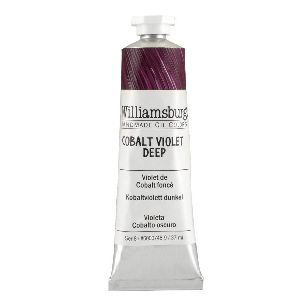 Williamsburg Oil 37Ml Cobalt Violet Dp