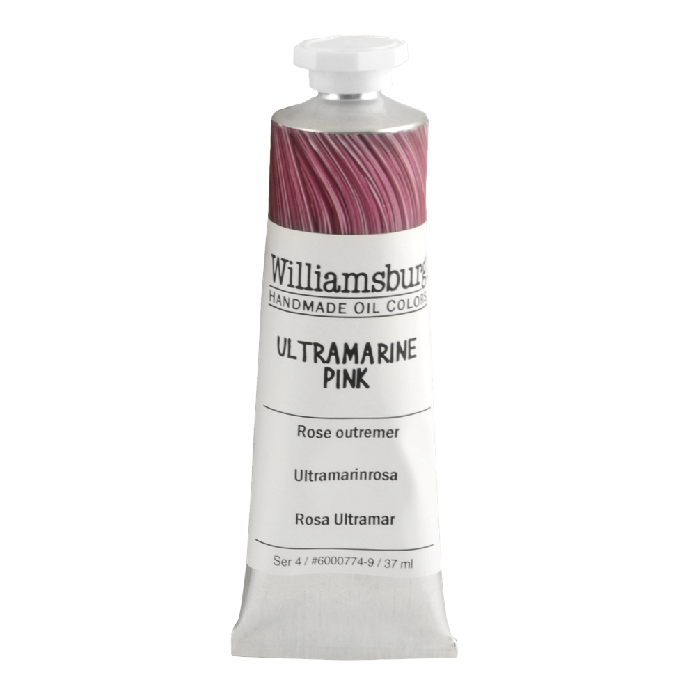 Williamsburg Oil 37Ml Ultramarine Pink