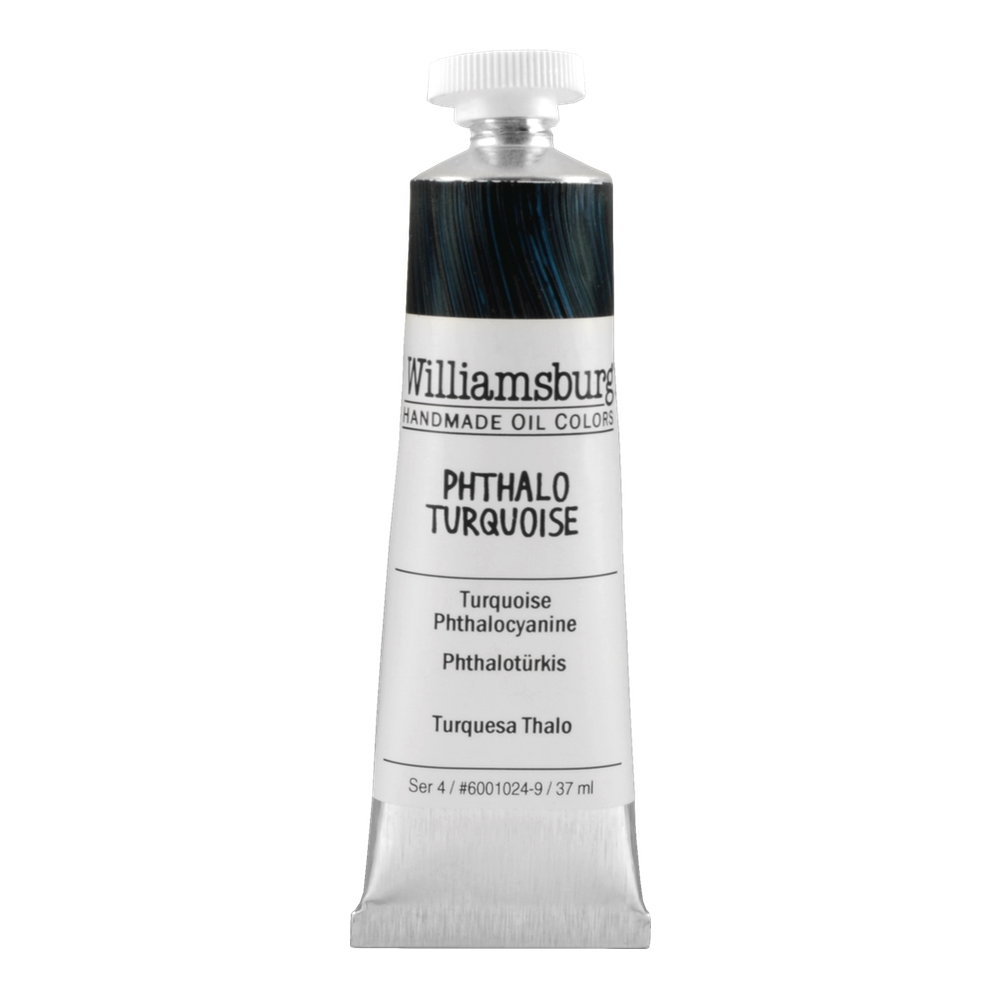 Williamsburg Oil 37Ml Phthalo Turq