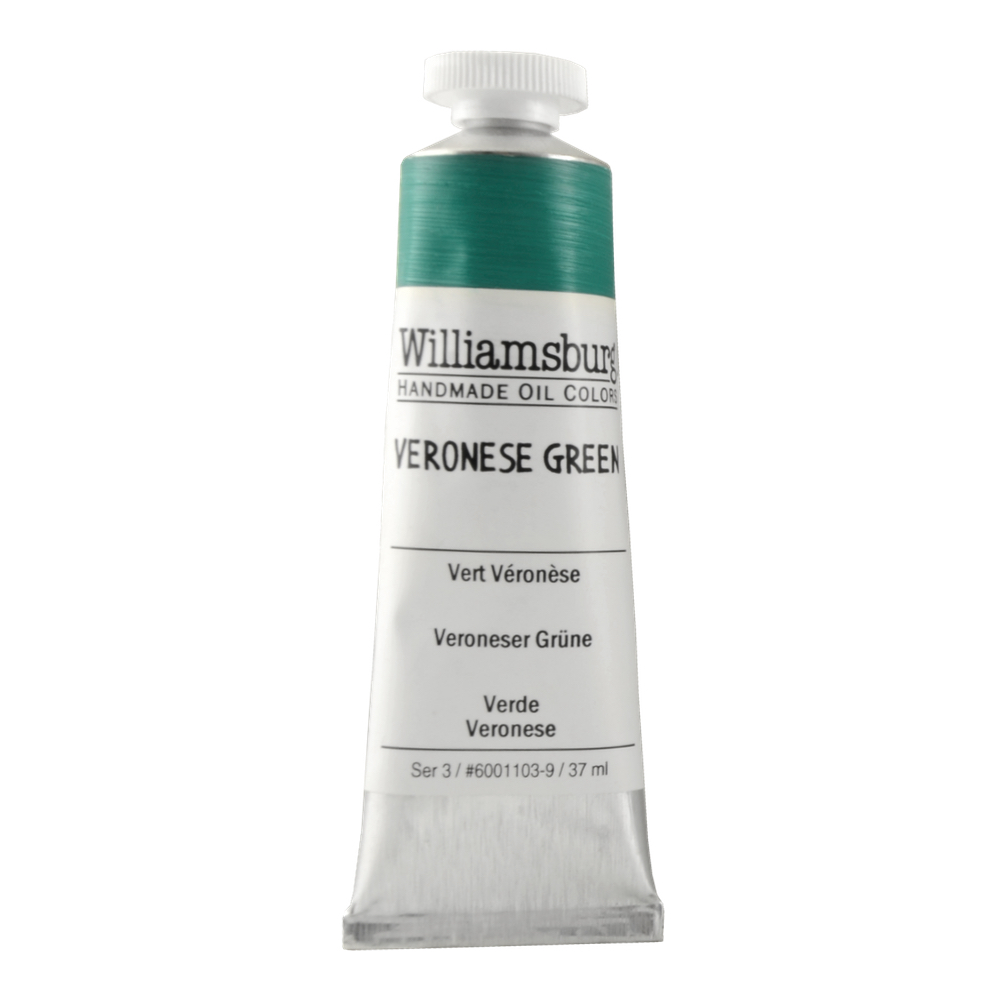 Williamsburg Oil 37Ml Veronese Green
