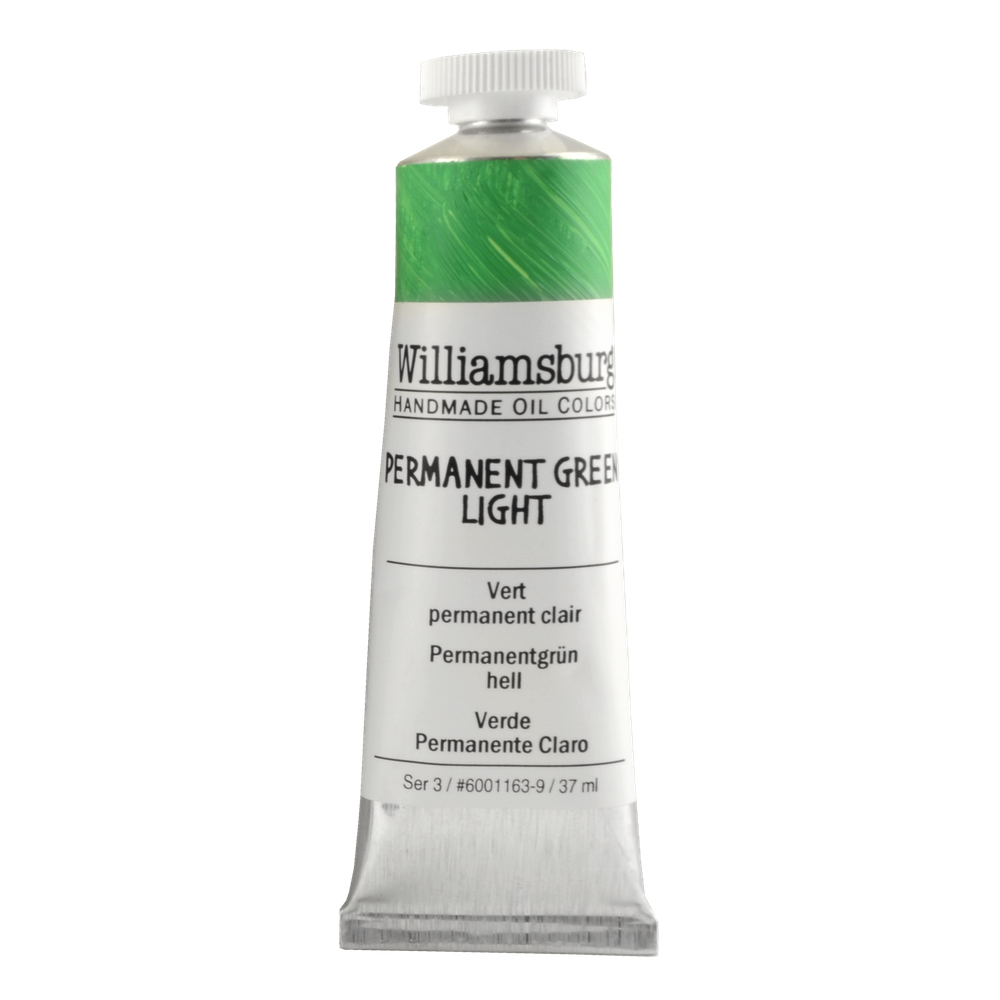 Williamsburg Oil 37Ml Perm Green Lt
