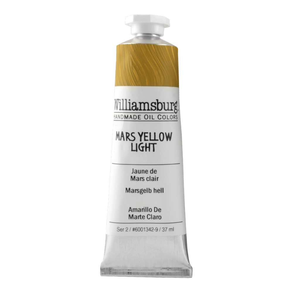 Williamsburg Oil 37Ml Mars Yellow Lt