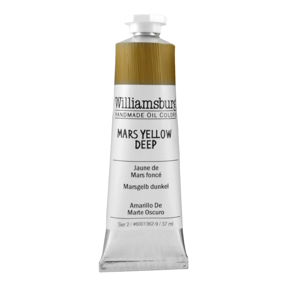 Williamsburg Oil 37Ml Mars Yellow Dp