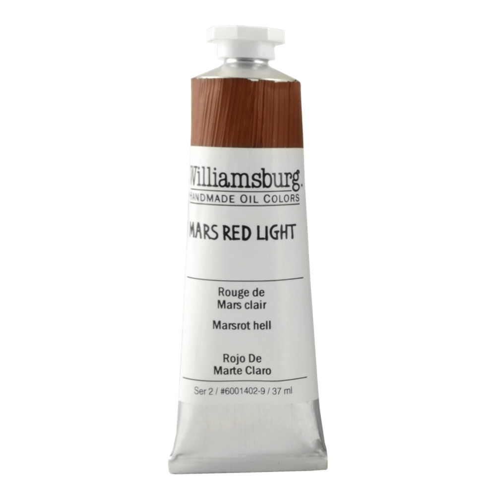 Williamsburg Oil 37Ml Mars Red Lt