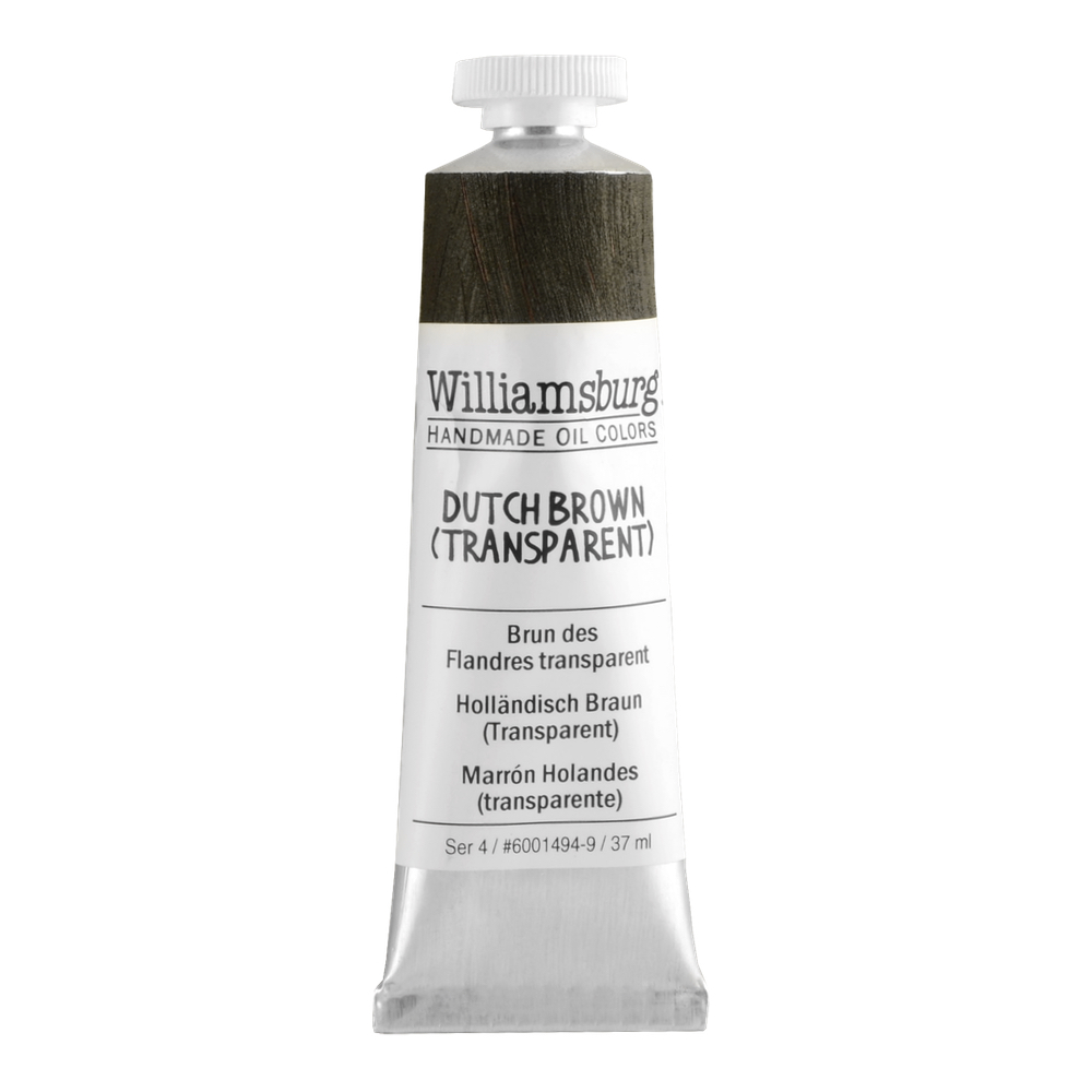 Williamsburg Oil 37Ml Dutch Brown Tr