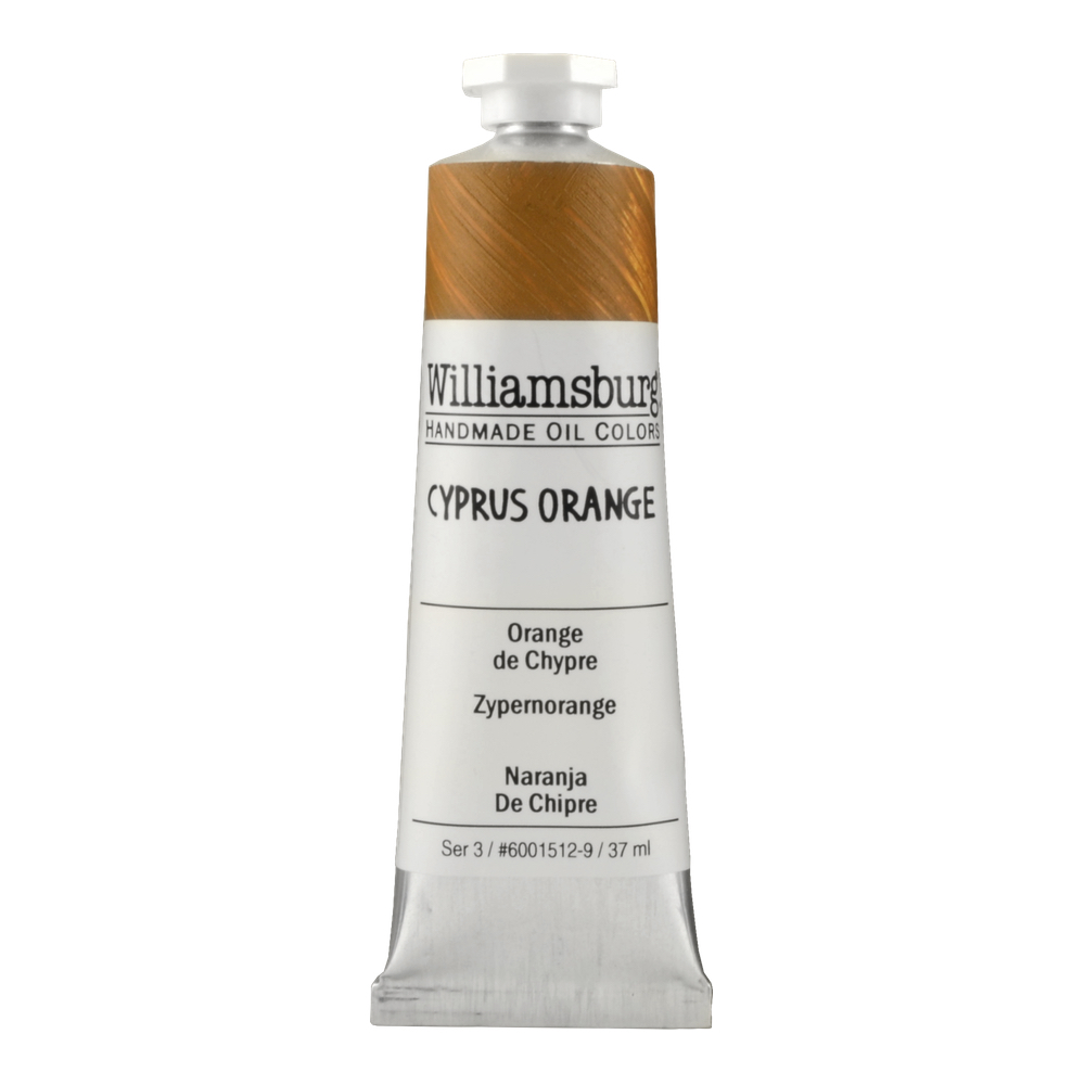 Williamsburg Oil 37Ml Cyprus Orange