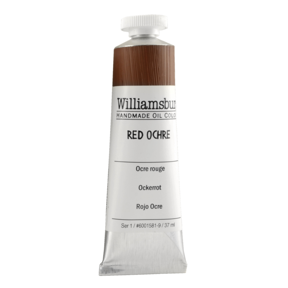Williamsburg Oil 37Ml Red Ochre