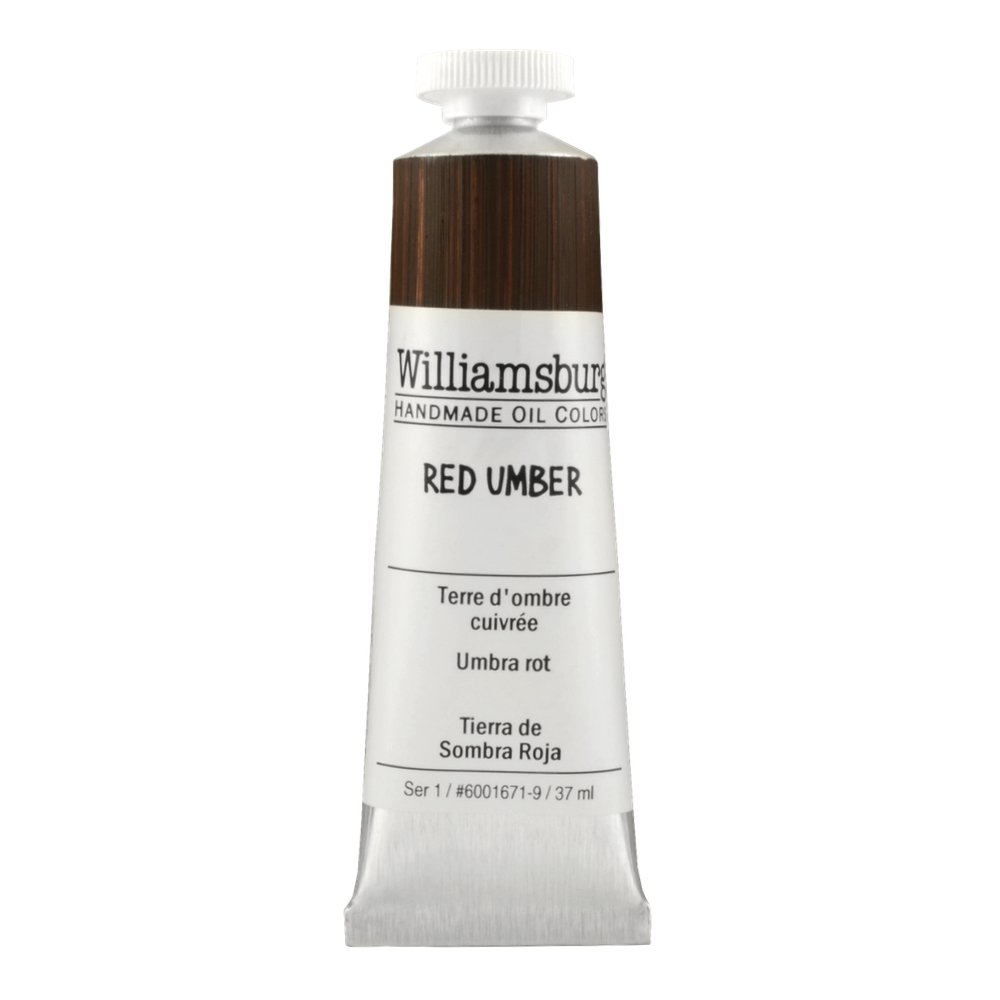 Williamsburg Oil 37Ml Red Umber