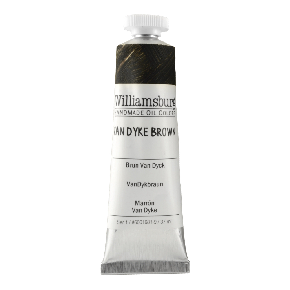Williamsburg Oil 37Ml Van Dyke Brown