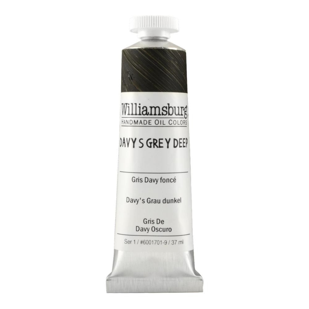 Williamsburg Oil 37Ml Davy Gray Dp