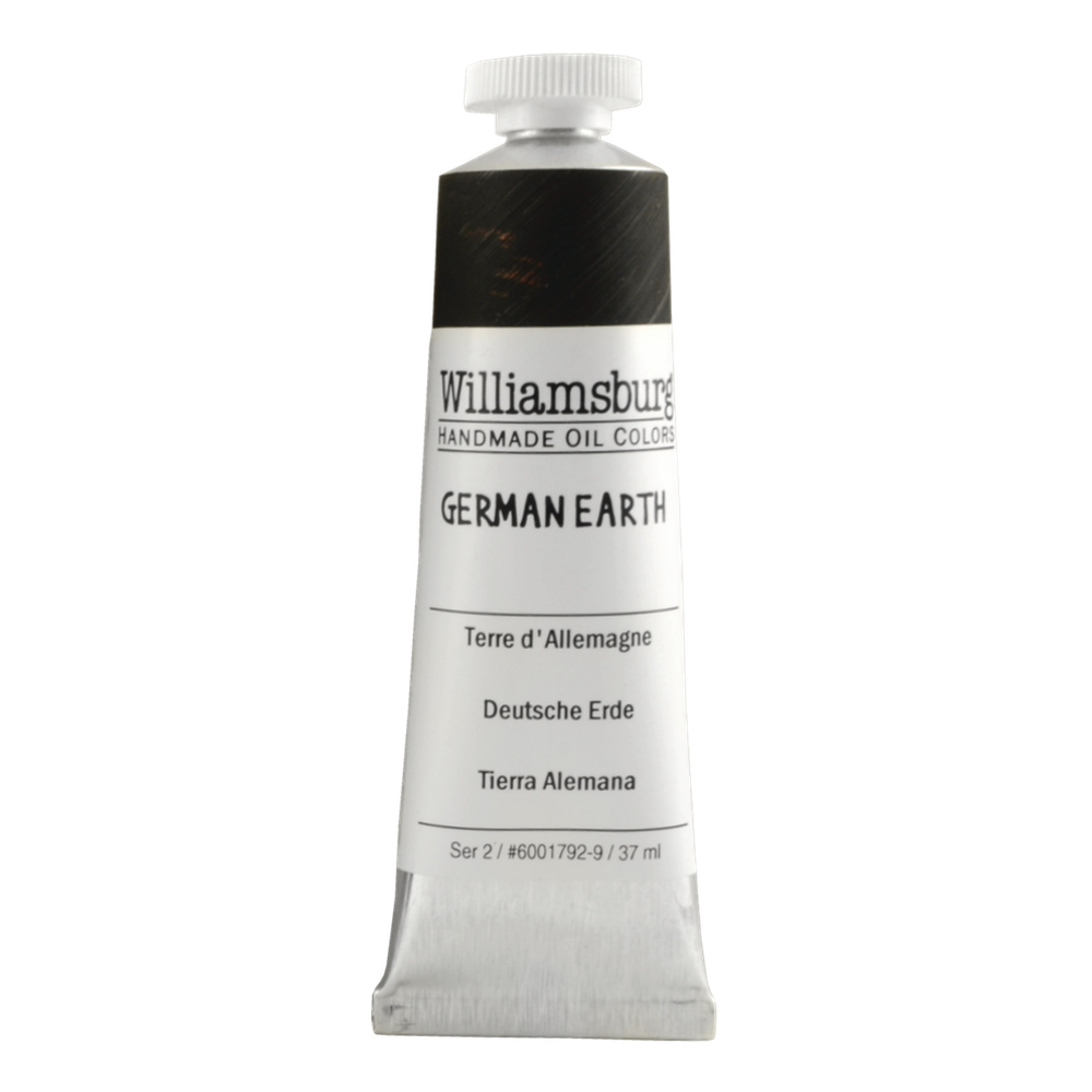 Williamsburg Oil 37Ml German Earth