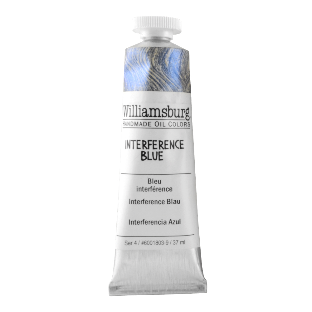 Williamsburg Oil 37Ml Interfer Blue