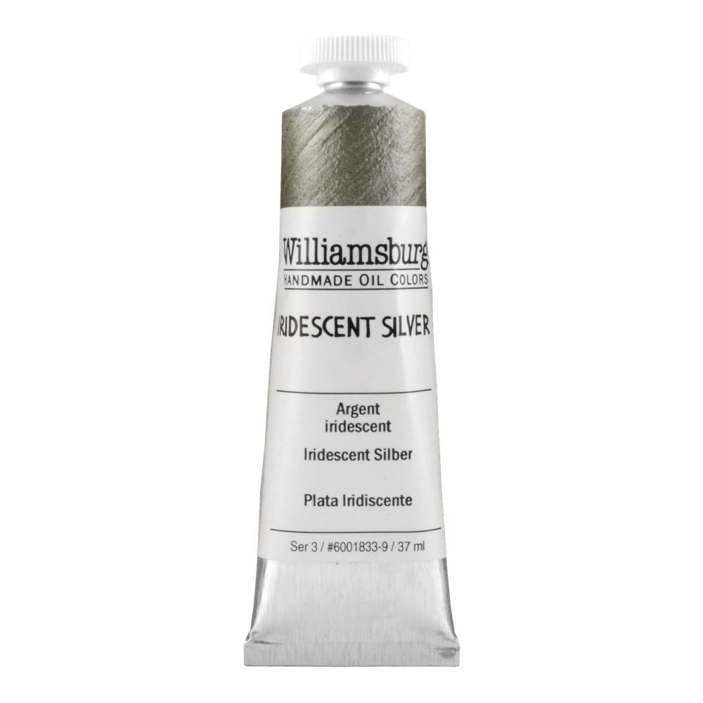 Williamsburg Oil 37Ml Irid Silver