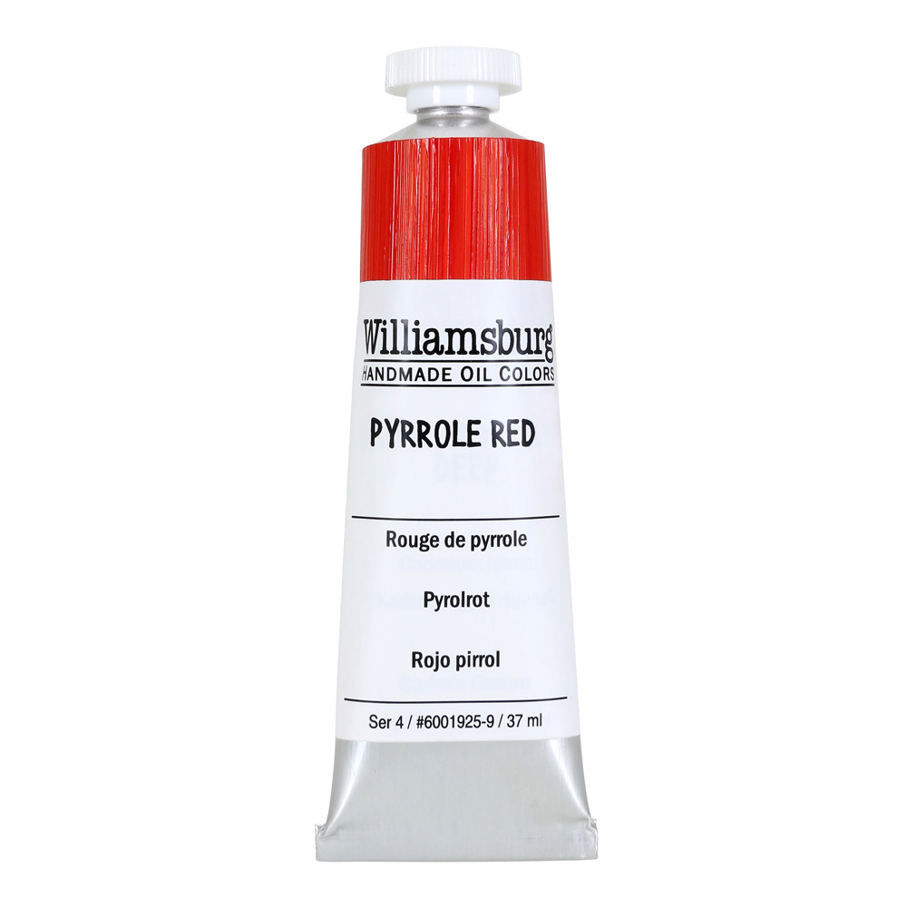 Williamsburg Oil 37Ml Pyrrole Red