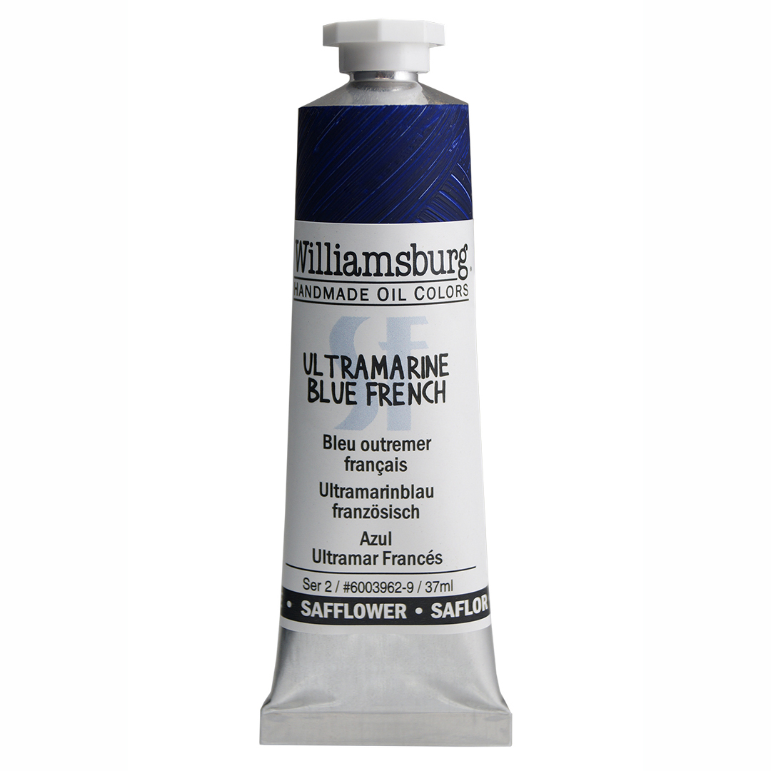 William Oil Safflower 37Ml Ultra Blue French