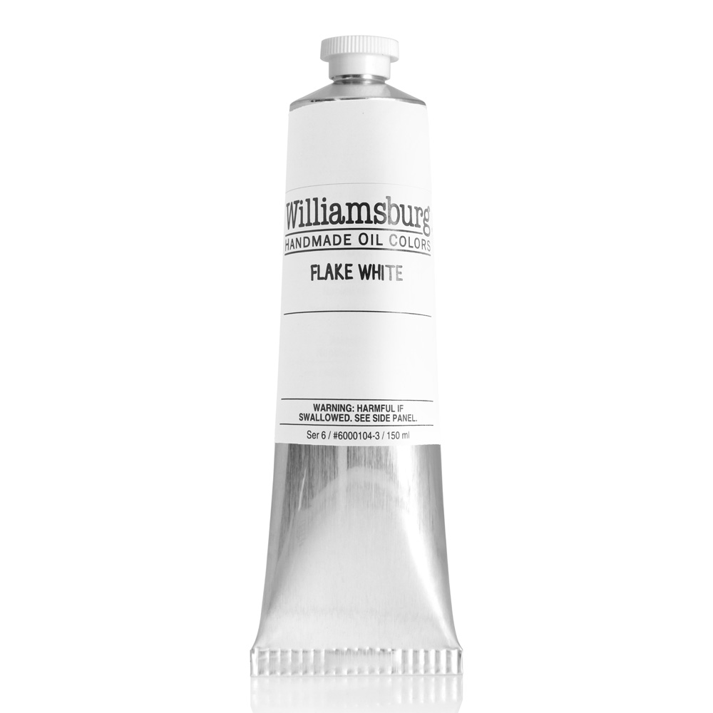 Williamsburg Oil 150Ml Flake White