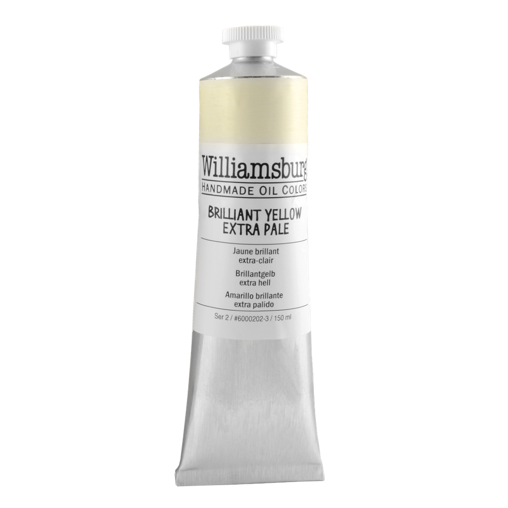 Williamsburg Oil 150Ml Brilliant Yellow Ex Pl