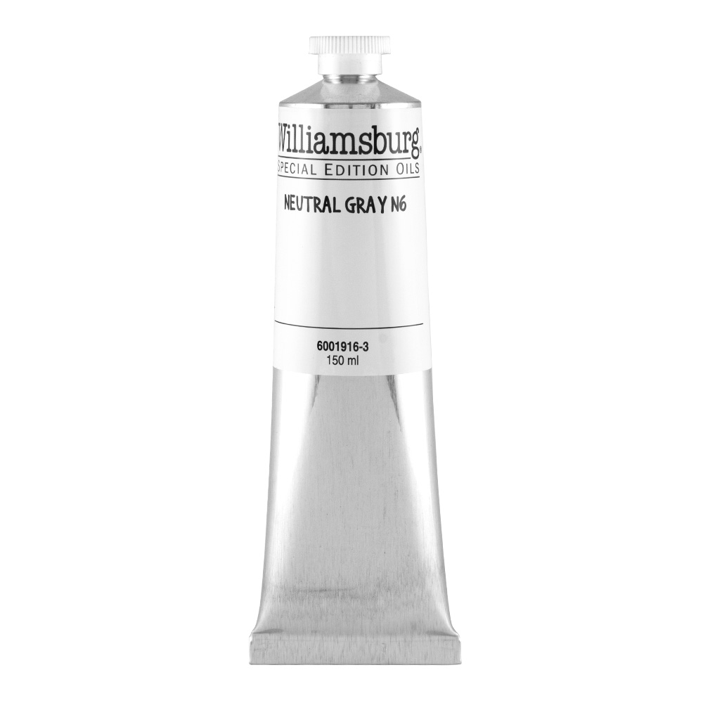 Williamsburg Oil 150Ml Neutral Gray 6