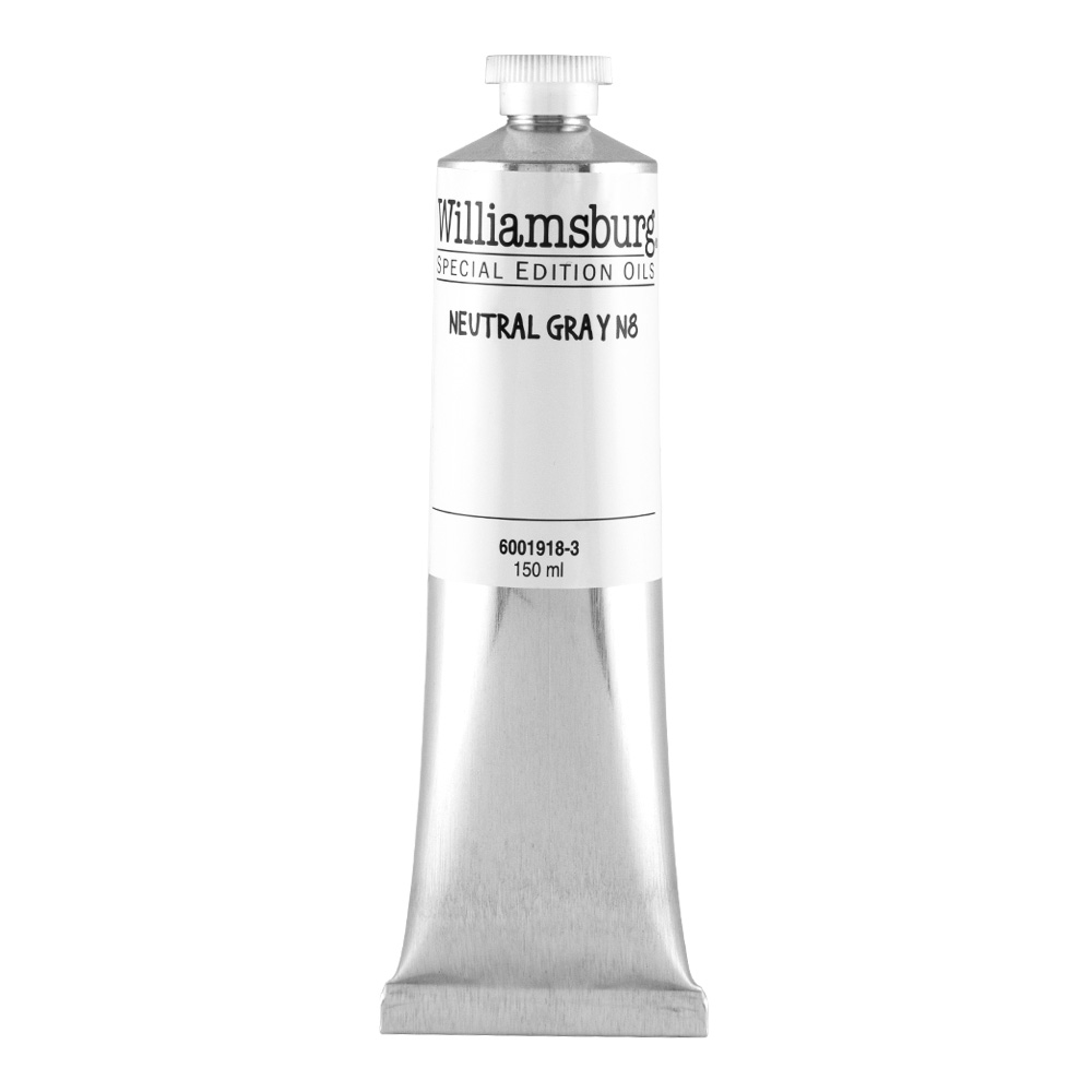 Williamsburg Oil 150Ml Neutral Gray 8