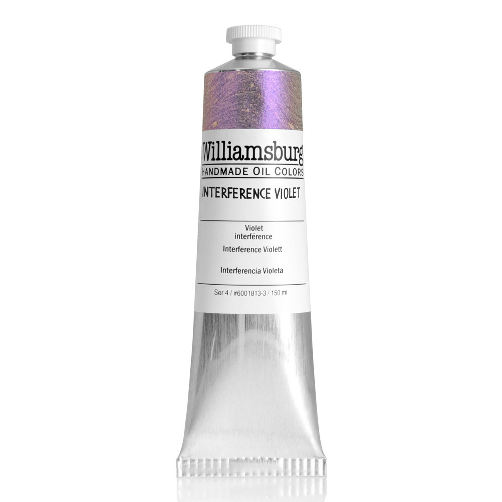 Williamsburg Oil 150ml Interference Violet