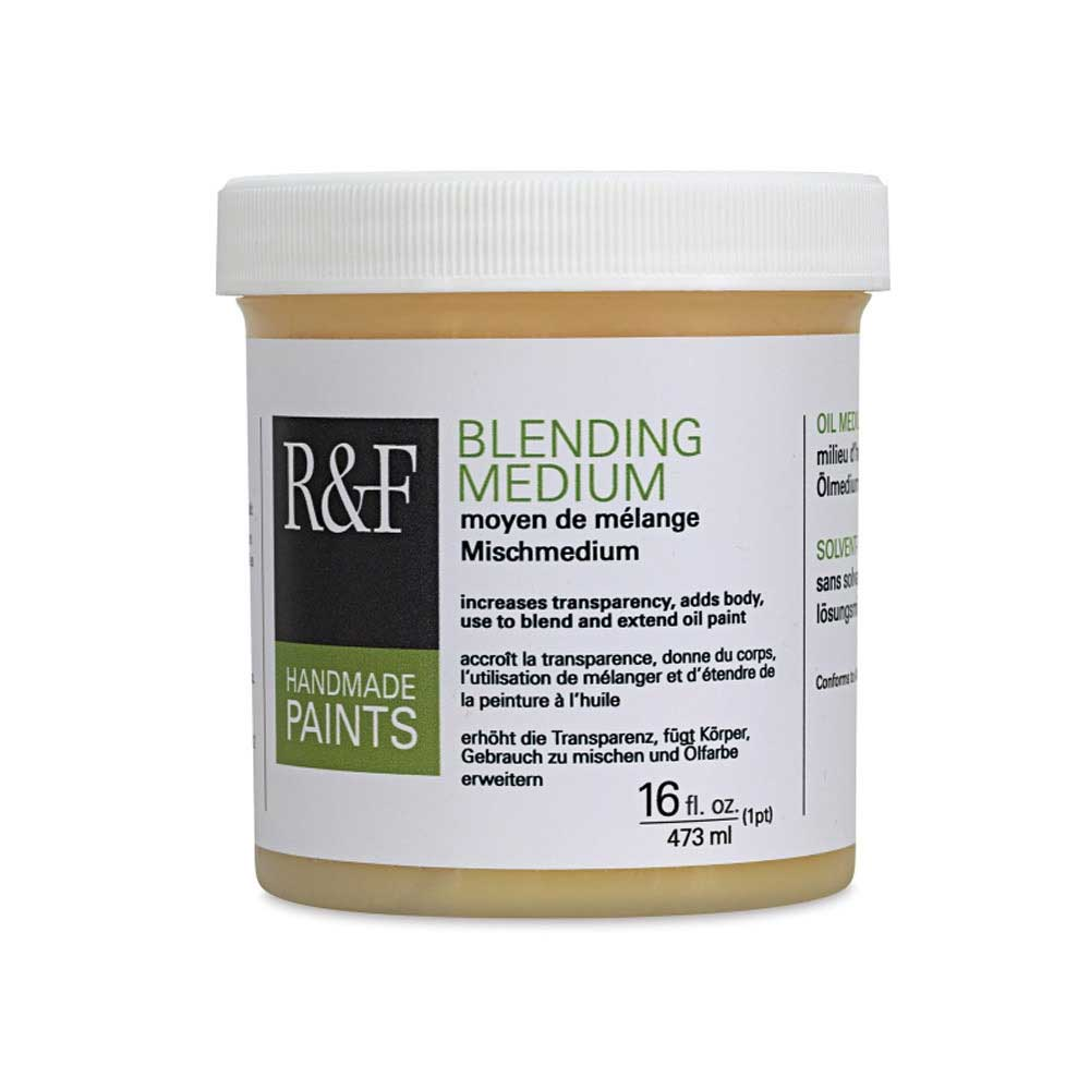 R&F 16 Oz Blending Medium