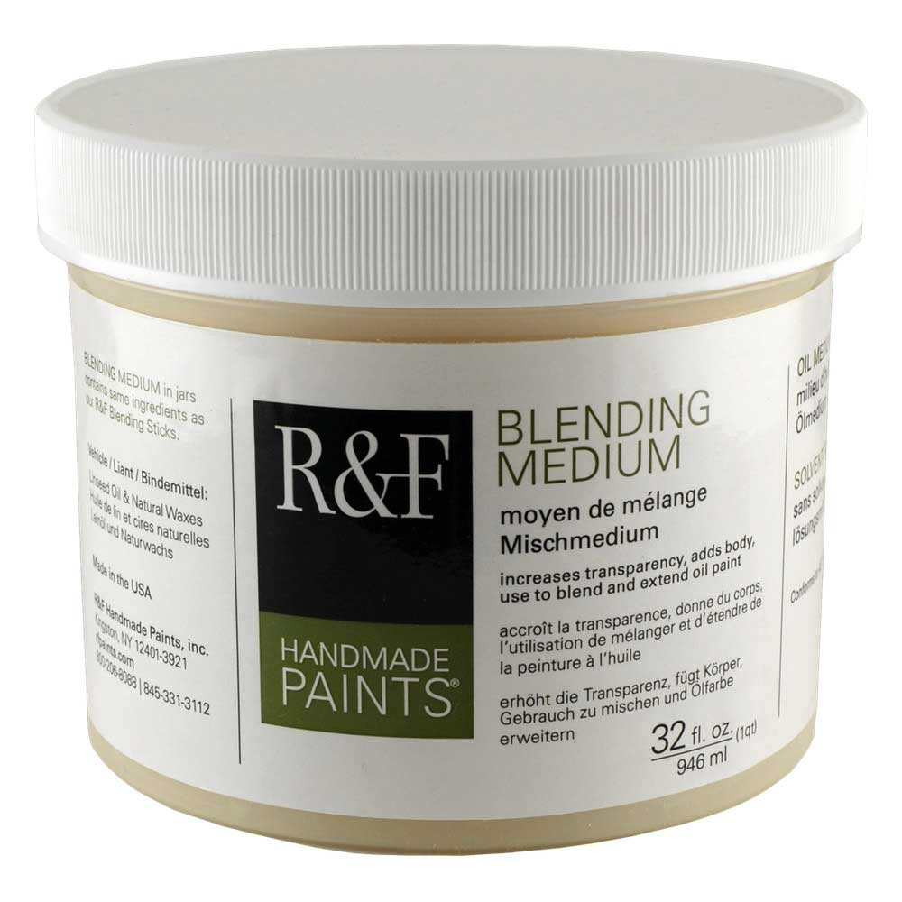 R&F 32 Oz Blending Medium