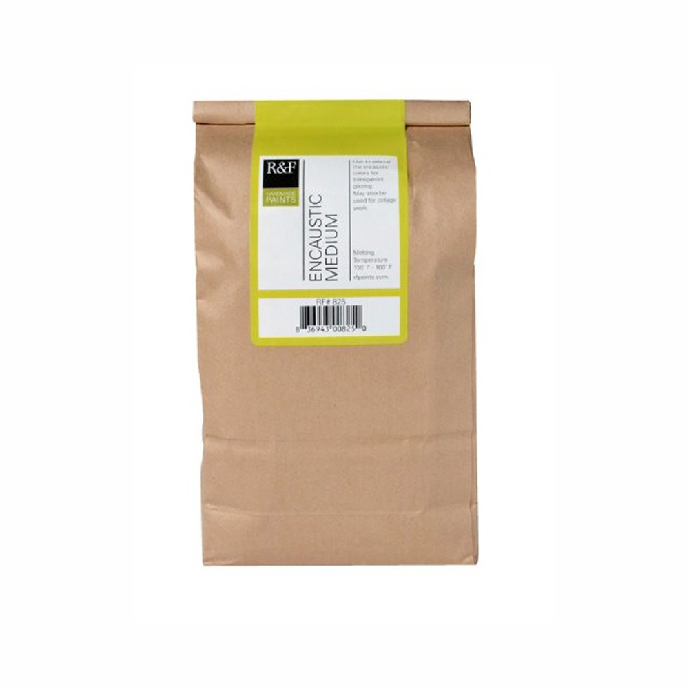 R&F Encaustic Medium Bagged 5Lb