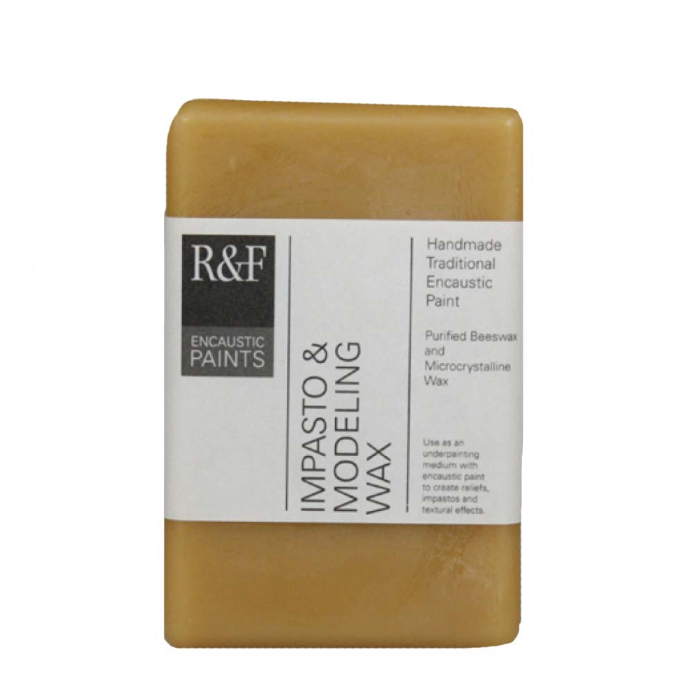 R&F Encaustic 333Ml Impasto Modeling Wax