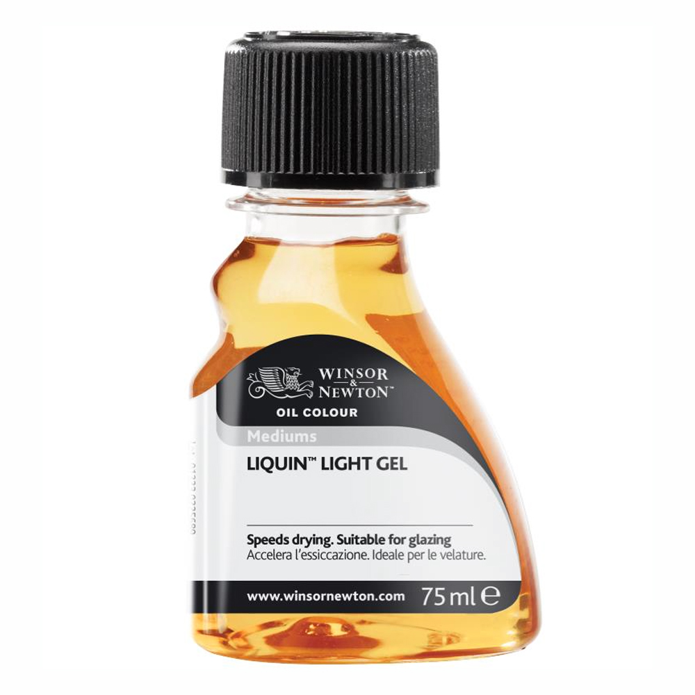 Winsor Newton Liquin Light Gel 75Ml