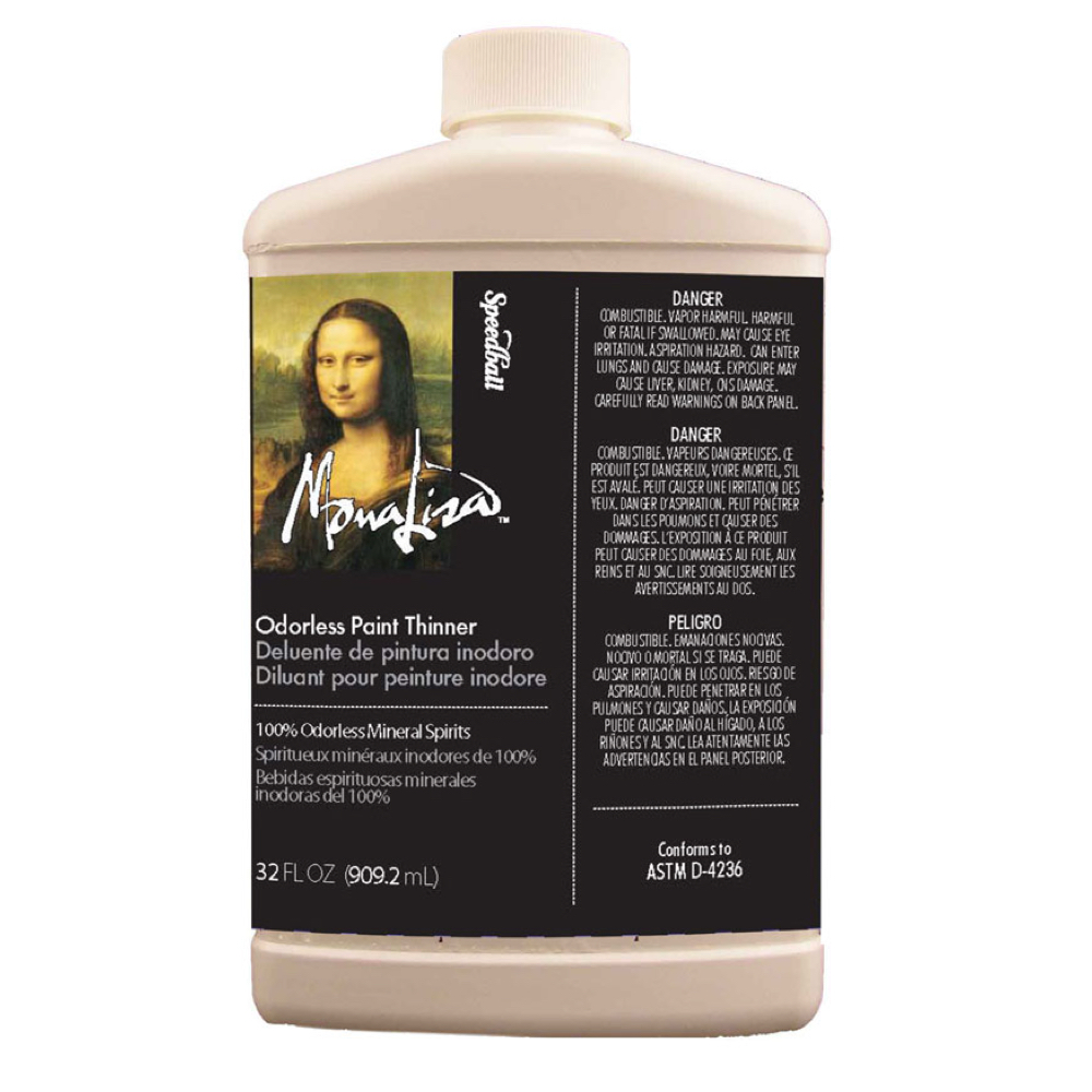 Mona Lisa Odorless Thinner Quart