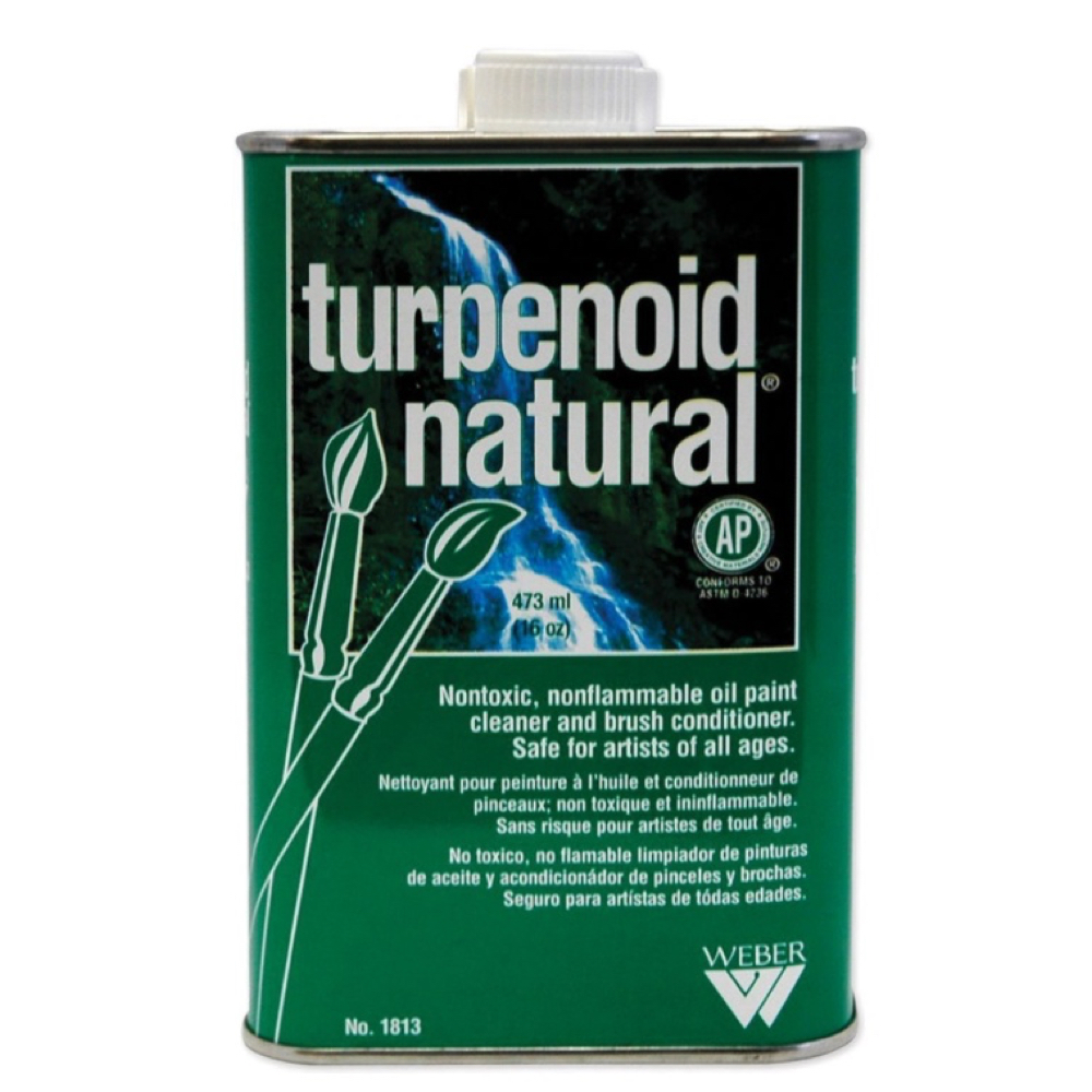 Turpenoid Natural 16 Oz