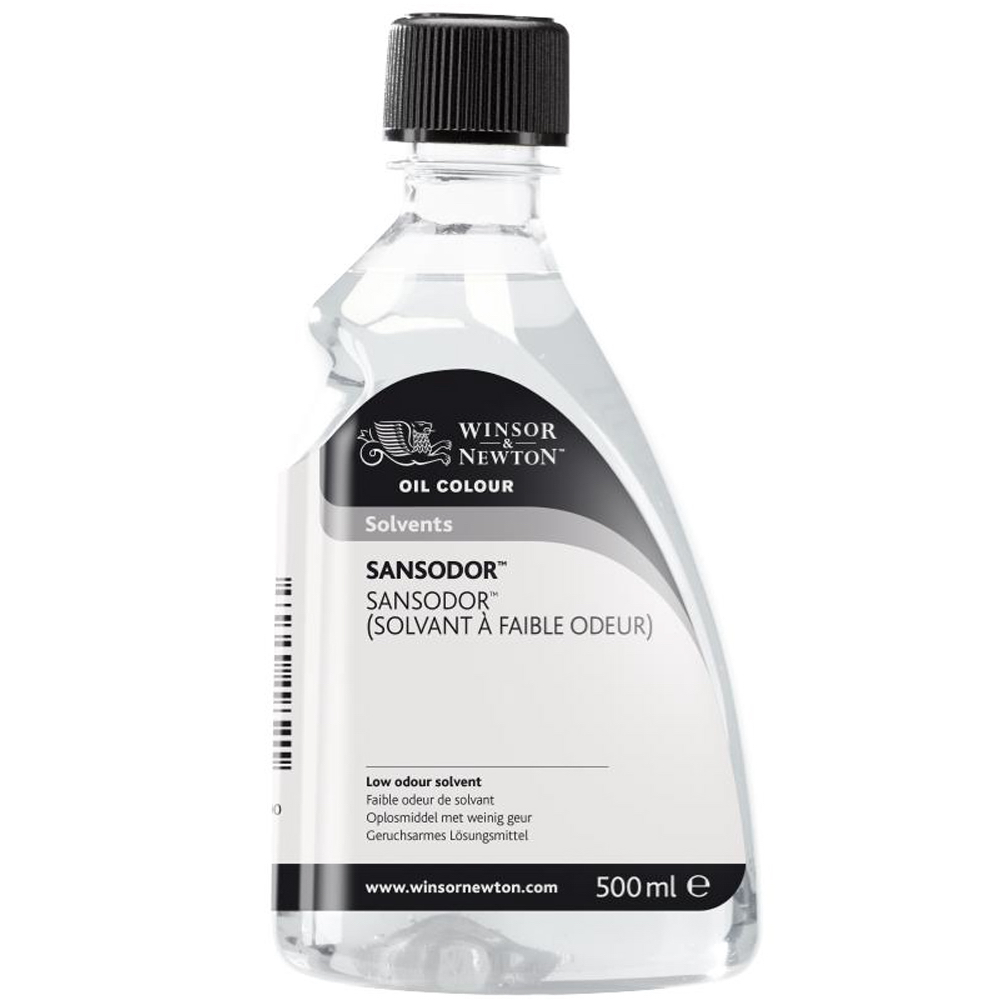 W&N Sansodor Solvent 500Ml