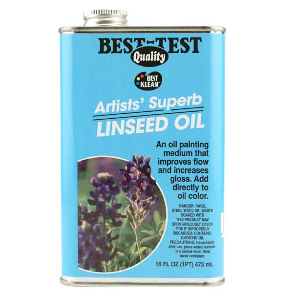 Best Klean Linseed Oil 16 Oz