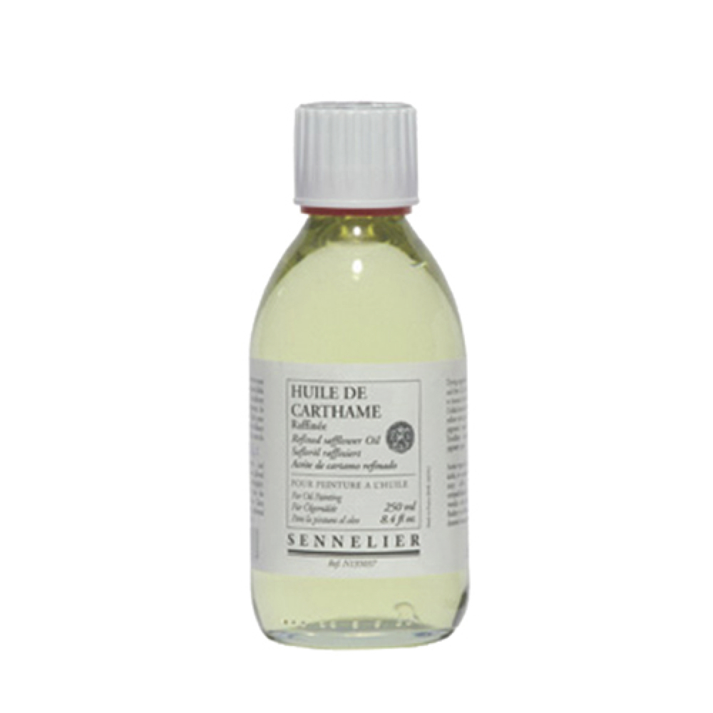 Sennelier Refined Safflower Oil 75Ml