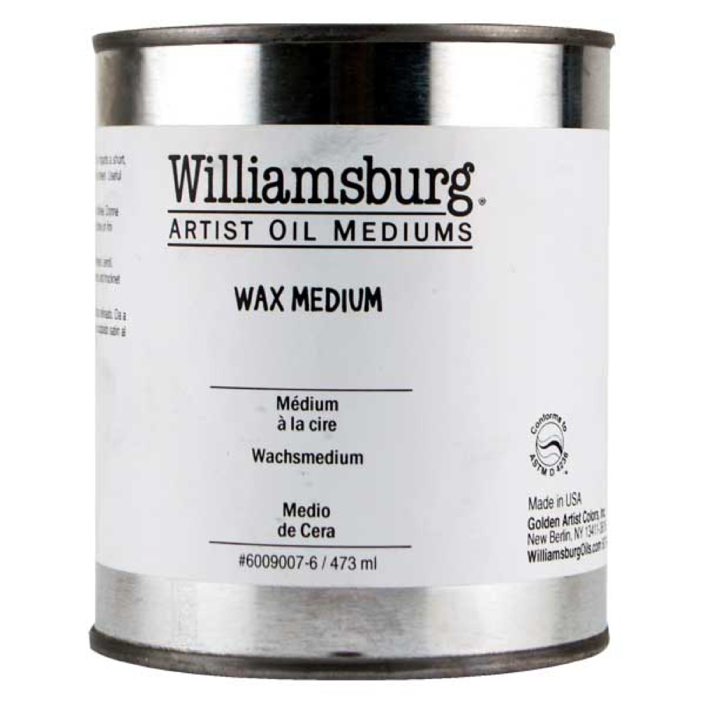 Williamsburg Oil Med Wax 16 Oz