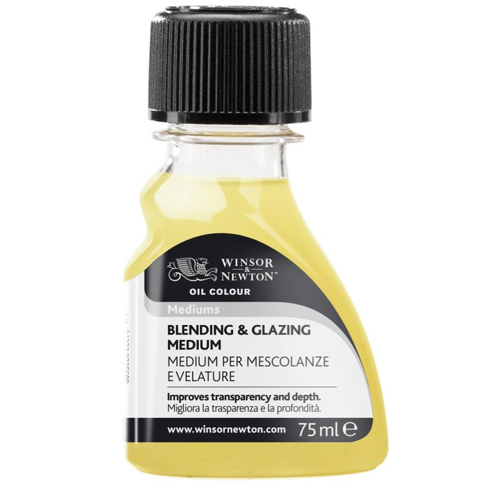 Winsor Newton Blending/Glazing Medium 75Ml