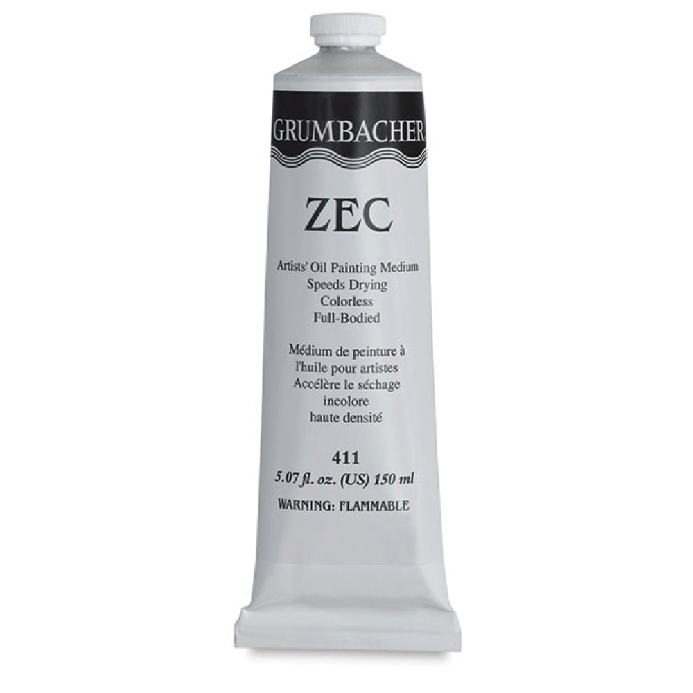 Grumbacher Zec Oil Painting Medium 150Ml