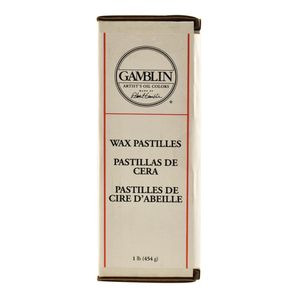 Gamblin Wax Pastilles 16 Oz