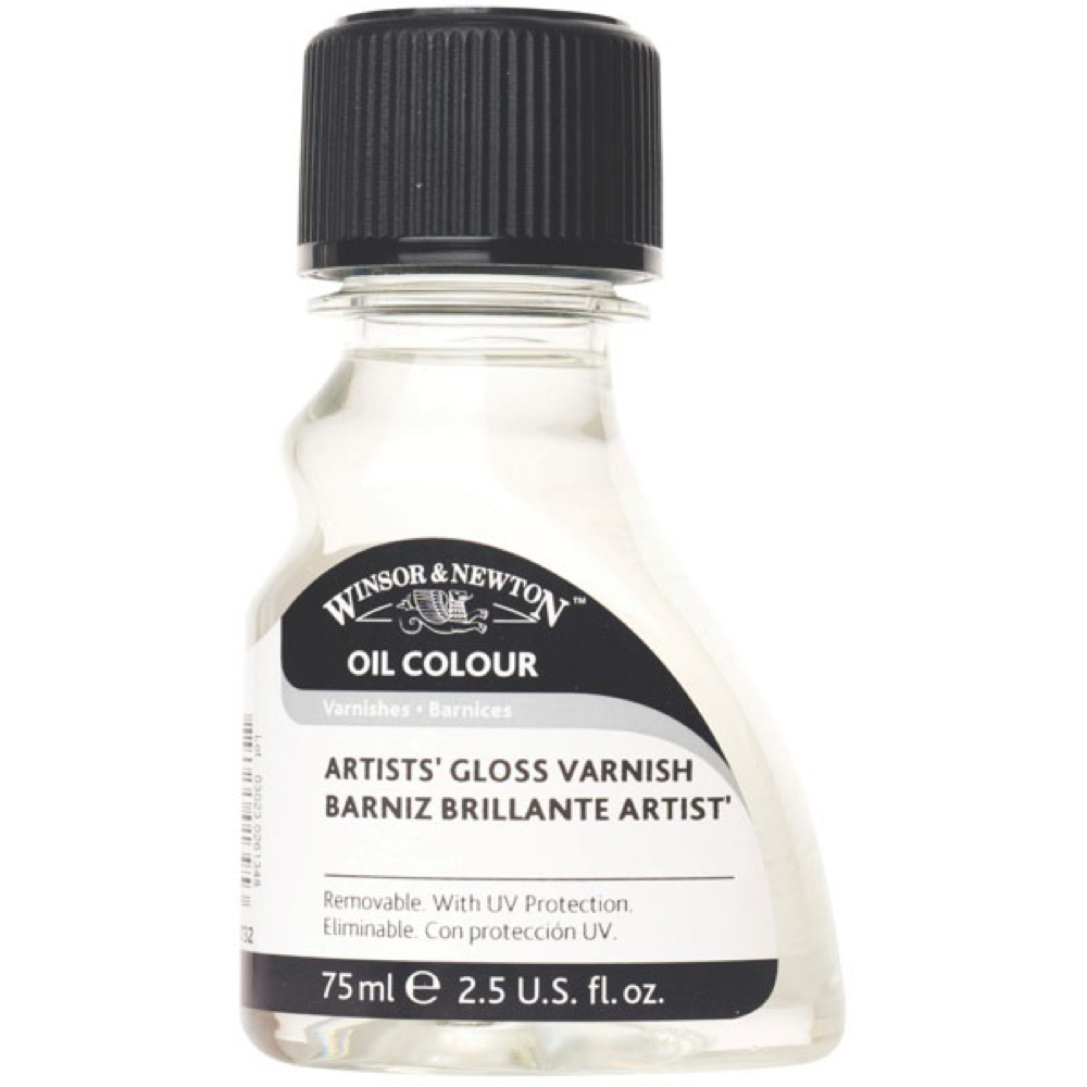 W&N Artist Gloss Varnish 75Ml