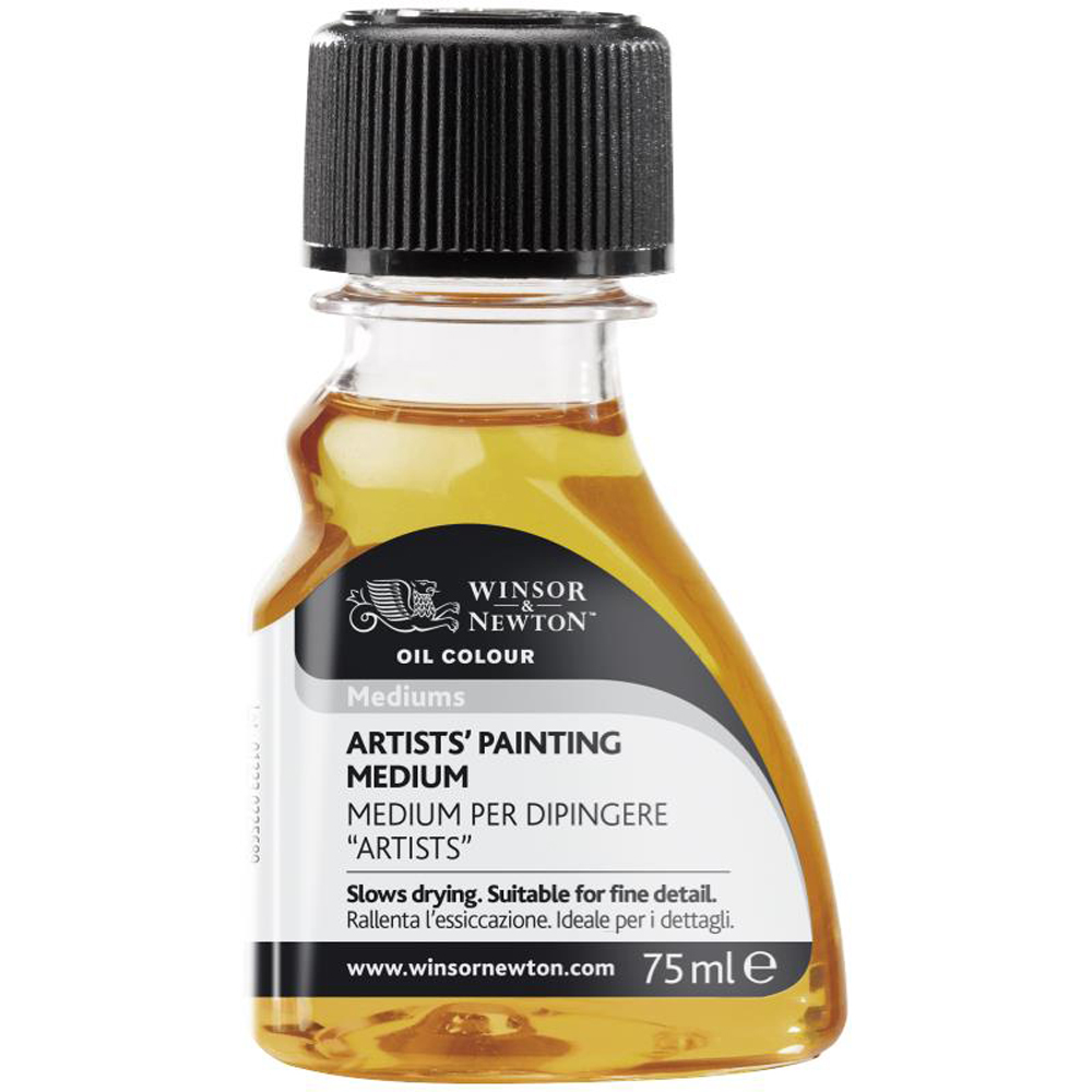 W&N Artist Painting Medium 75Ml