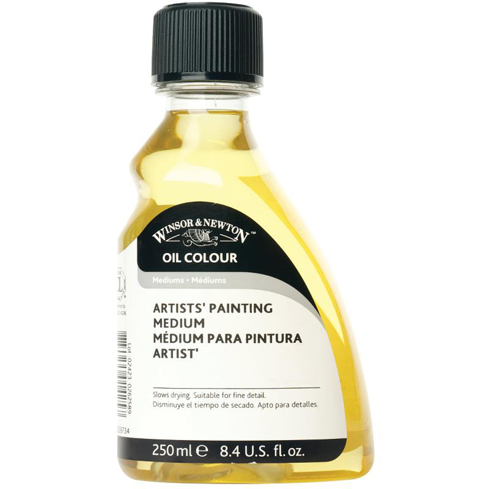 W&N Artist Painting Medium 250Ml