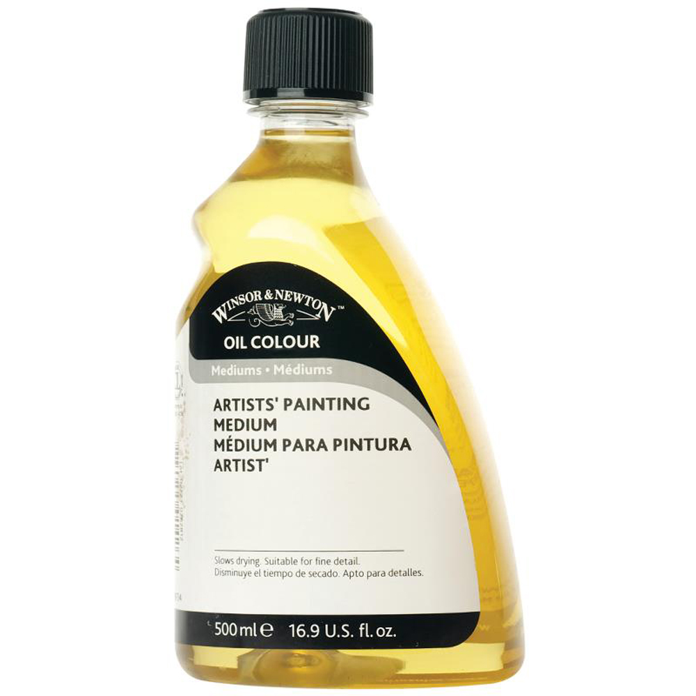 W&N Artist Painting Medium 500Ml